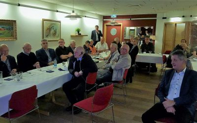 Haustfundur Sjómannadagsráðs 2018