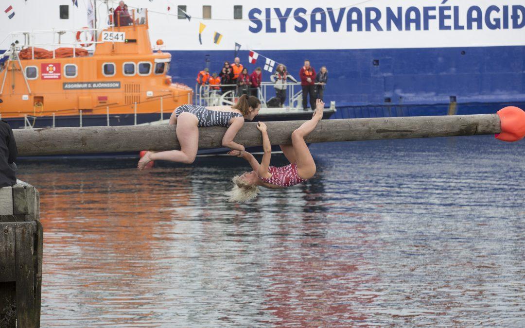 Íþróttir á Sjómannadaginn