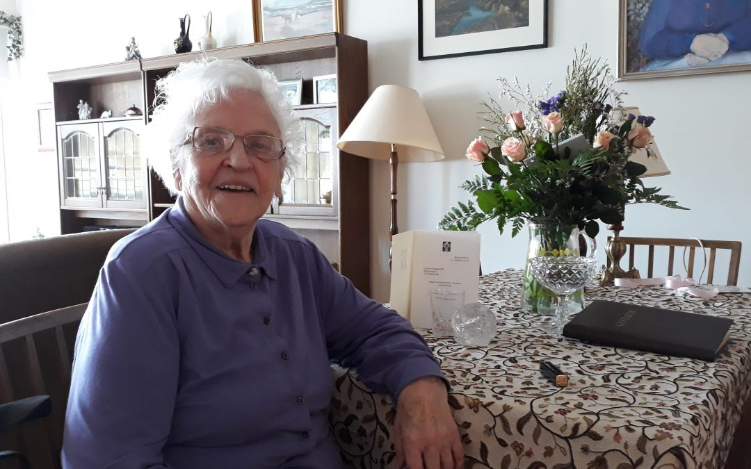 Guðrún Helgadóttir 100 ára