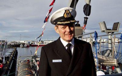 Andlát. Sigurður Steinar Ketilsson fv. skipherra