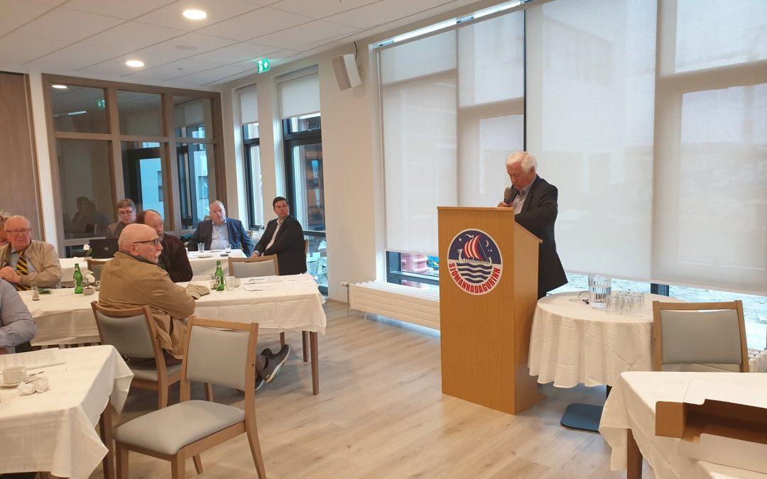 Aðalfundur Sjómannadagsráðs 2020