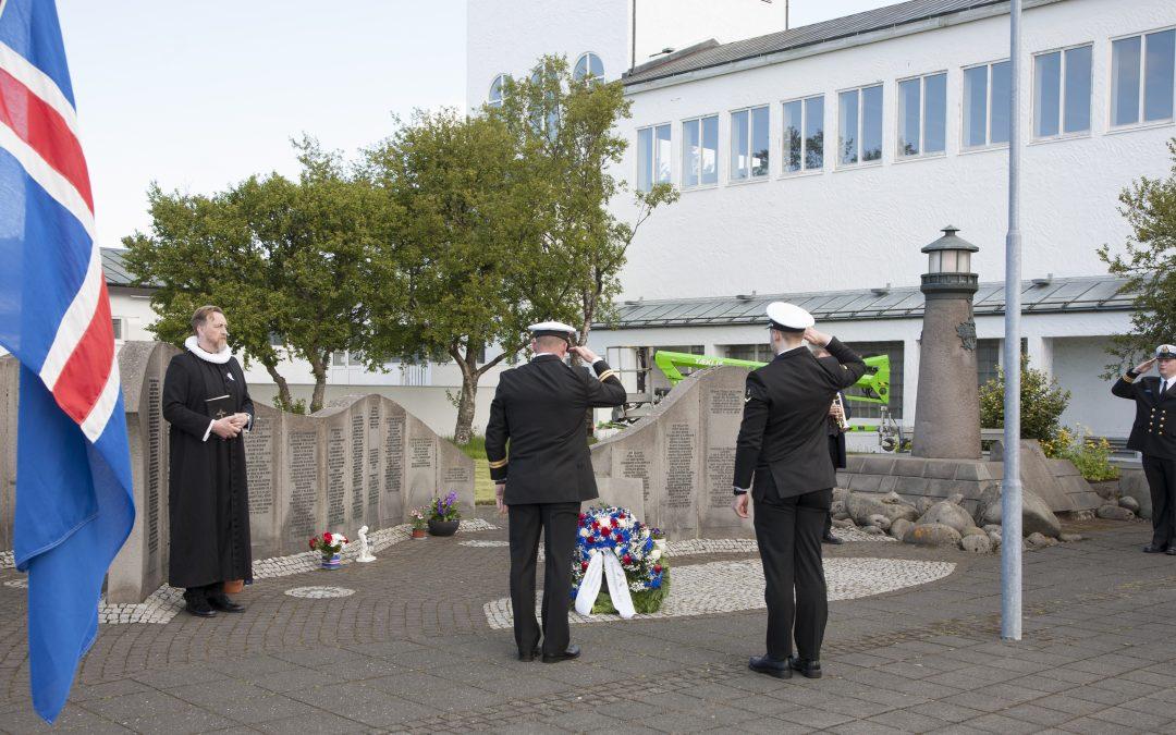 Hátíðarhöld Sjómannadaginn 2021